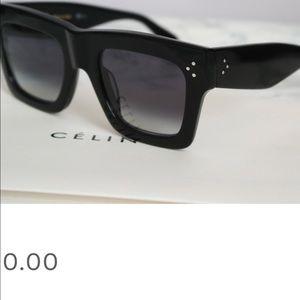162af3e6cf6e3 Celine Accessories - Celine 41054 flat Top sunglasses 😎😎🕶🕶